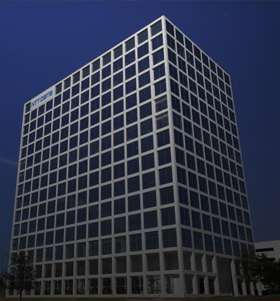 NTT DATA Services HQ at Legacy West Plano
