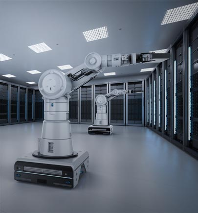 Artificial Intelligence - automation server room