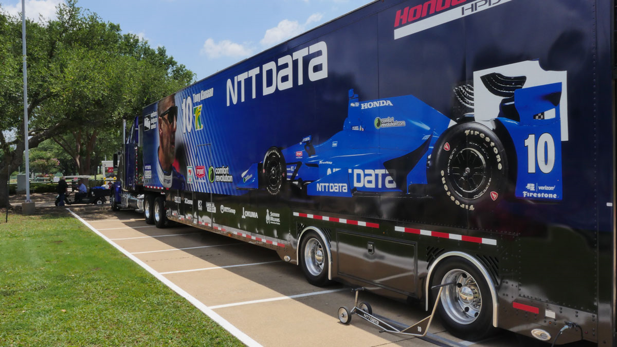 Ntt data services soaks up some sun ntt data services for Texas motor transportation consultants